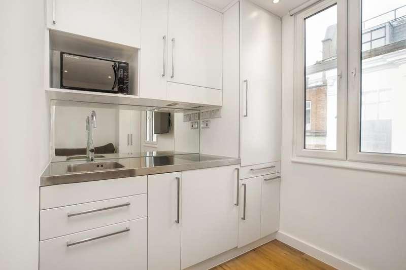 1 Bedroom Flat for sale in D' Arblay Street, Soho