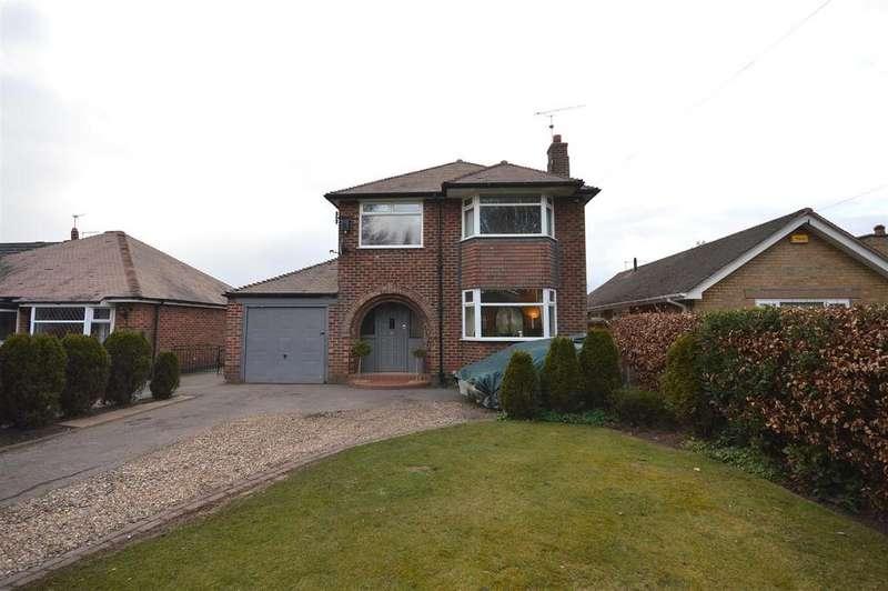 3 Bedrooms Detached House for sale in Park Lane, Sandbach