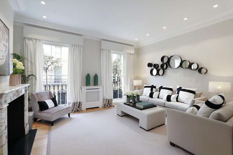 5 Bedrooms House for rent in Chester Row, Belgravia, London, SW1W