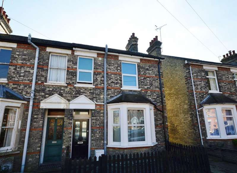 3 Bedrooms Semi Detached House for sale in Harsnett Road, Colchester