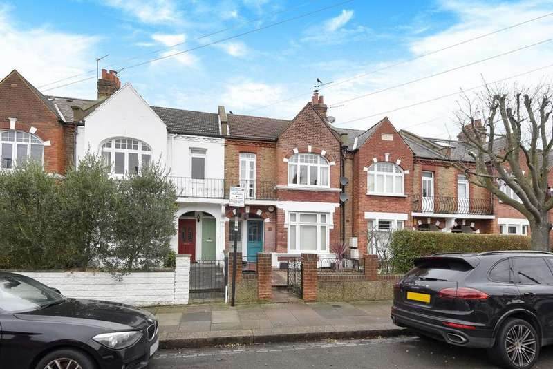 2 Bedrooms Flat for sale in Dornton Road, Balham