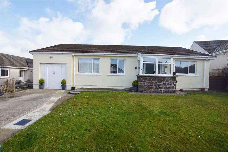 4 Bedrooms Detached Bungalow for sale in Castle View, Simpson Cross, Haverfordwest