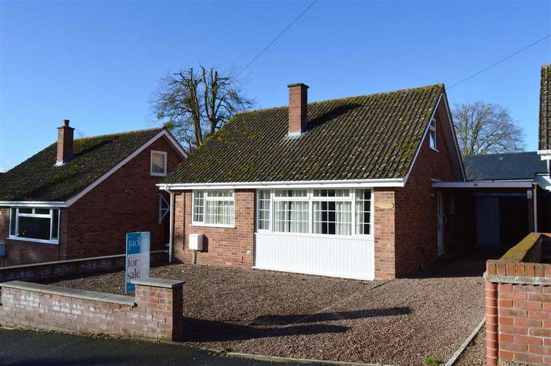3 Bedrooms Detached Bungalow for sale in Scotch Firs, Fownhope, Hereford