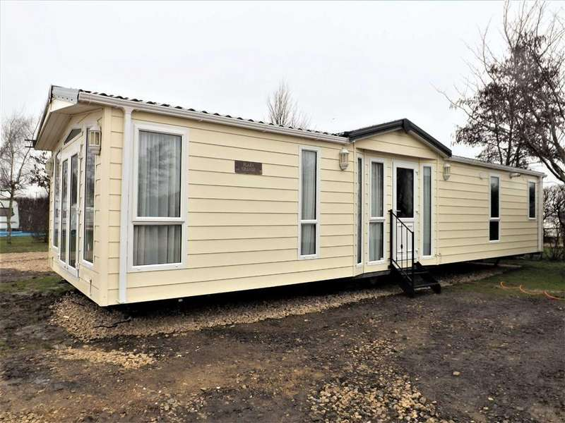 2 Bedrooms Mobile Home for sale in Frostley Gate, Holbeach