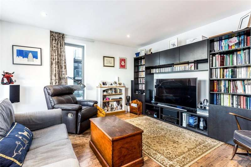 2 Bedrooms Flat for sale in Felix Point, 5 Epstein Square, Canary Wharf, London, E14