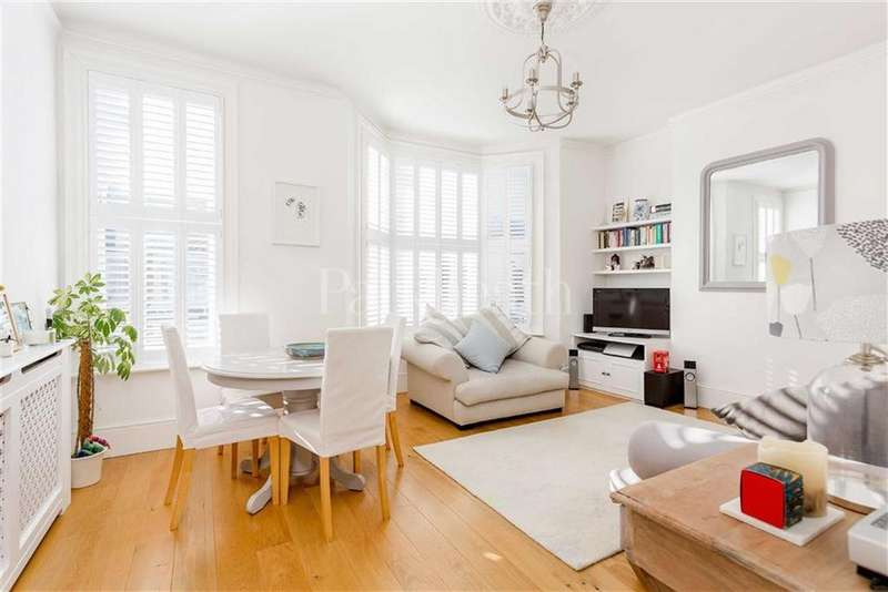 2 Bedrooms Flat for sale in Rainham Road, Kensal Rise, London