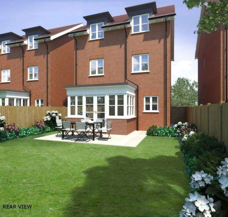 4 Bedrooms Detached House for sale in PLOT 43 KILTON PHASE 1, Navigation Point, Cinder Lane, Castleford