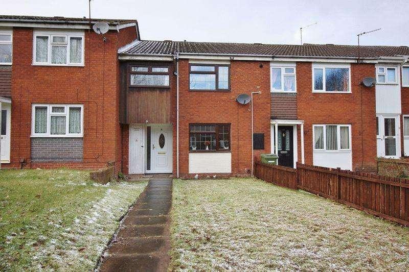 3 Bedrooms Terraced House for sale in Coatsgate Walk, Pendeford, Wolverhampton
