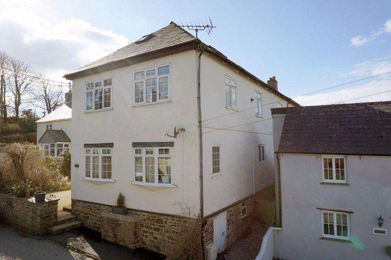 3 Bedrooms Semi Detached House for sale in Week St Mary, Holsworthy