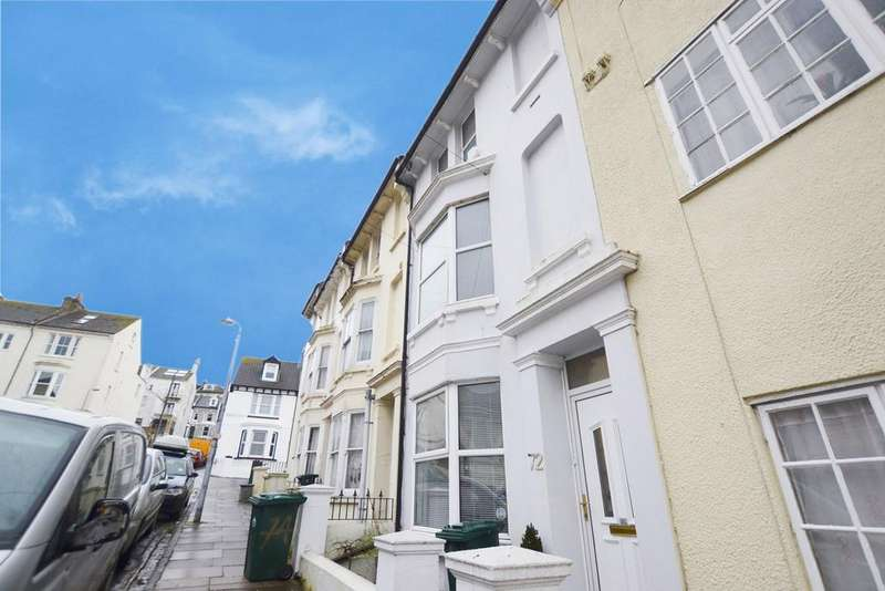 4 Bedrooms Terraced House for sale in Clyde Road, Brighton, BN1