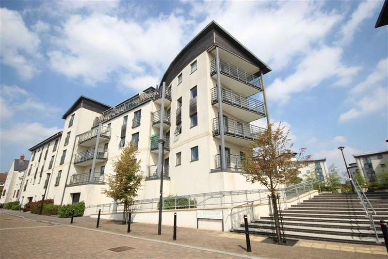 2 Bedrooms Apartment Flat for sale in Mistletoe Court, Seacole Crescent, Old Town, Swindon