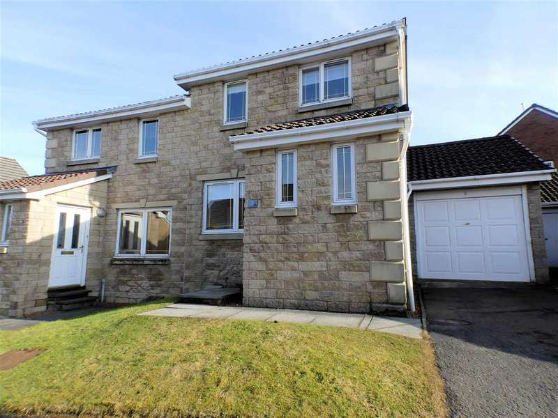 3 Bedrooms Semi Detached House for sale in Quantock Drive, Lindsayfield, EAST KILBRIDE