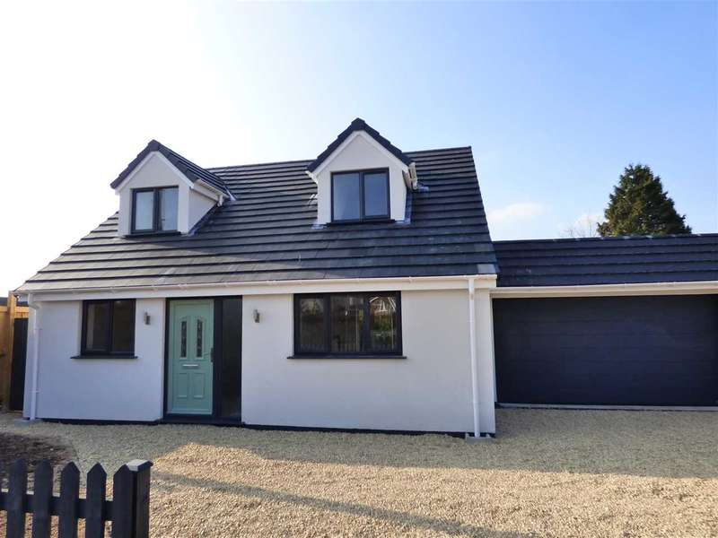 3 Bedrooms Detached Bungalow for sale in The Laurels, Beachley Road, Sedbury, Chepstow