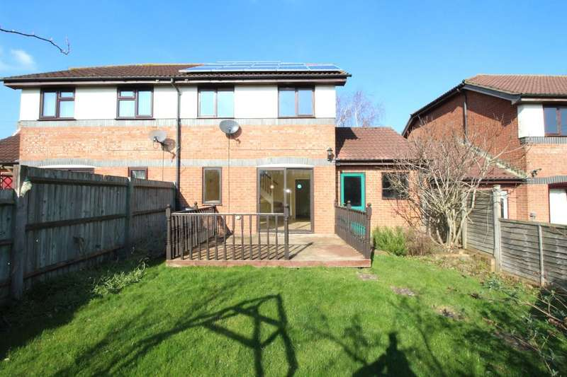 3 Bedrooms Semi Detached House for sale in Hillcrest, Great Chart, Ashford, TN23