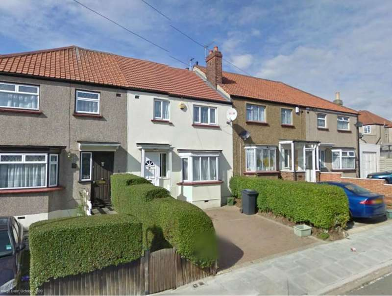 3 Bedrooms House for rent in Greenford