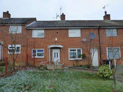 3 Bedrooms Terraced House for sale in Kennett Green, Kings Heath, Northampton, Northamptonshire