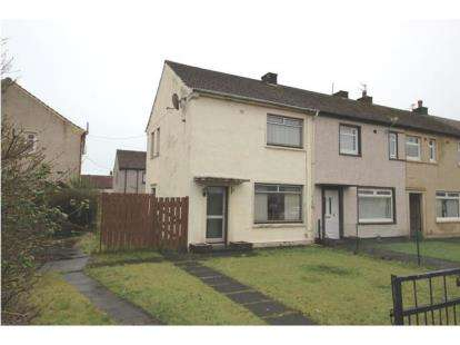 2 Bedrooms End Of Terrace House for sale in Auchenharvie Road, Saltcoats, North Ayrshire