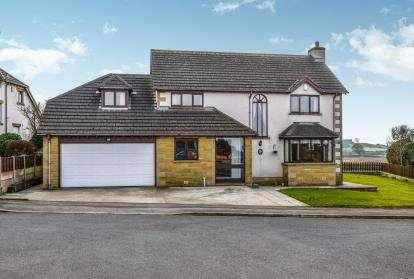 5 Bedrooms Detached House for sale in Marine Drive, Hest Bank, Lancaster, Lancashire, LA2