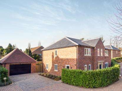 5 Bedrooms Detached House for sale in The Limes, Derby Road, Bramcote