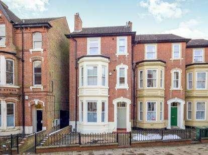 2 Bedrooms Flat for sale in Burns Street, Arboretum, Nottingham, Nottinghamshire