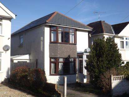 3 Bedrooms Detached House for sale in Branksome, Poole
