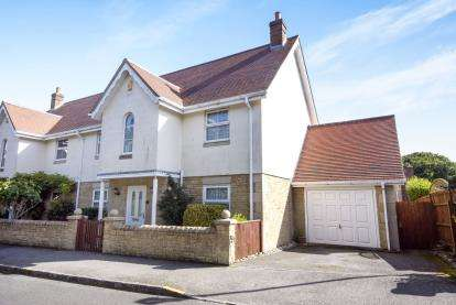 4 Bedrooms Semi Detached House for sale in Ryde, Isle of Wight
