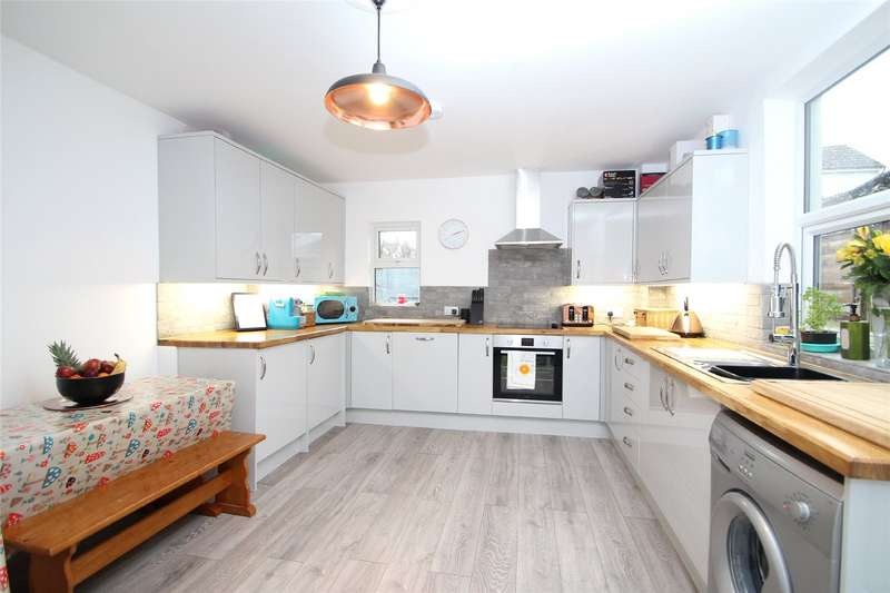 4 Bedrooms End Of Terrace House for sale in Upper High Street, Worthing, West Sussex, BN11