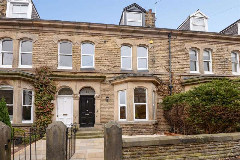 5 Bedrooms Town House for sale in Hyde Park Road, Harrogate, HG1 5NR