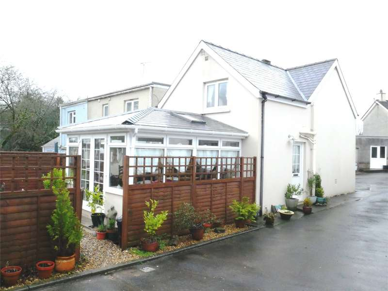 1 Bedroom End Of Terrace House for sale in Mill Farm Cottages, Narberth, Pembrokeshire