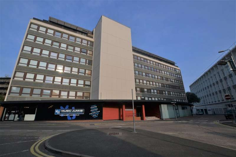 2 Bedrooms Flat for rent in Penthouse 6, Metropolitan Apartments LE1