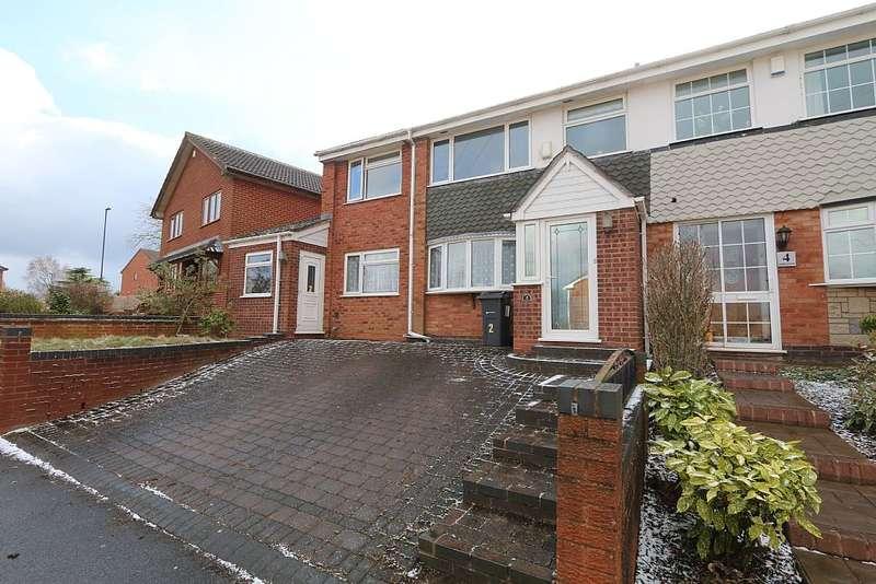 4 Bedrooms Semi Detached House for sale in Ambleside, Birmingham, West Midlands, B32 3HS