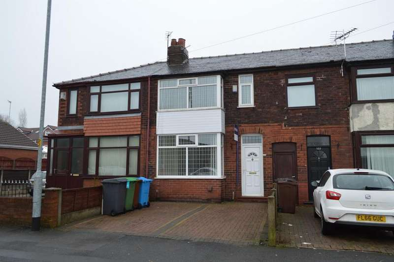 2 Bedrooms Town House for sale in Roman Road, Failsworth, Manchester, M35 9JJ