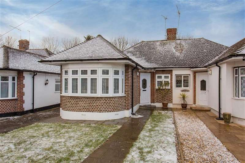 2 Bedrooms Semi Detached Bungalow for sale in Pavilion Way, Ruislip, Middlesex