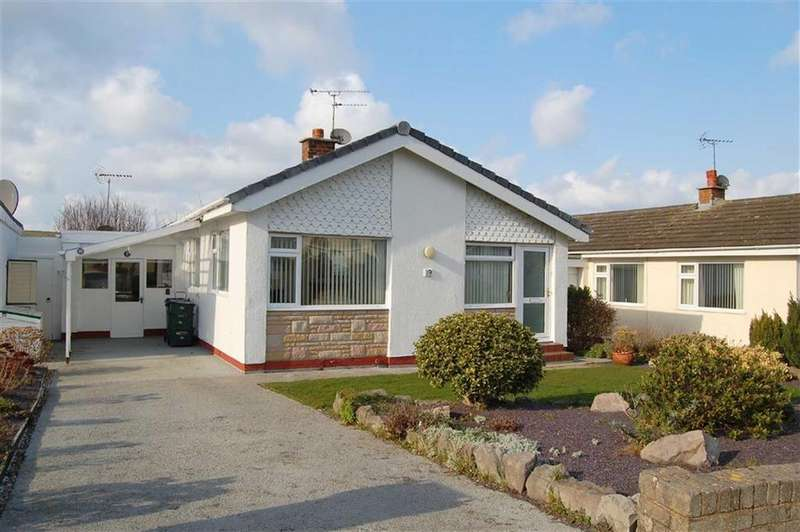 2 Bedrooms Detached Bungalow for sale in Canterbury Lane, Rhos On Sea, Colwyn Bay