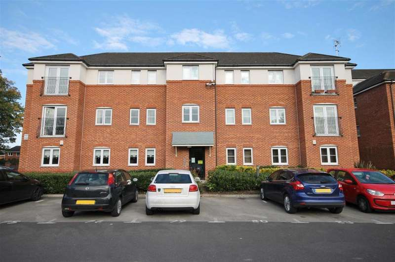 1 Bedroom Apartment Flat for sale in St. Michaels View, Widnes, WA8 8GX