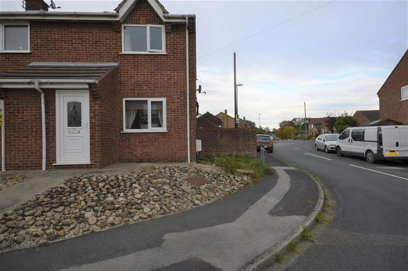 2 Bedrooms Semi Detached House for sale in Constable Road, Hunmanby, Filey, YO14 0LH