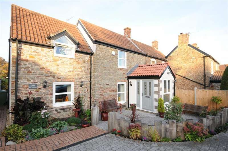4 Bedrooms Semi Detached House for sale in North Street, Oldland Common, Bristol, Avon, BS30 8TP