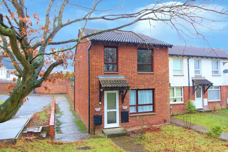 3 Bedrooms End Of Terrace House for sale in Loudon Path, TN23 3JH