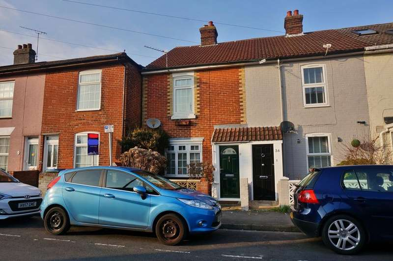 2 Bedrooms End Of Terrace House for sale in GORDON ROAD, FAREHAM
