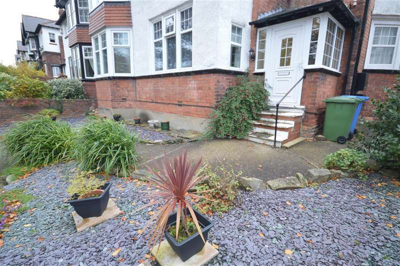 2 Bedrooms Ground Flat for sale in Weaponness Valley Road, Scarborough, YO11 2JF