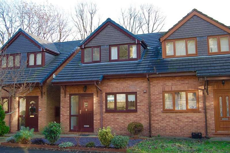 2 Bedrooms Semi Detached House for sale in Shaw Hall Bank Rd , Greenfield, OL3 7LE