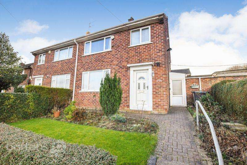 3 Bedrooms Semi Detached House for sale in Roughwood Road, Kimberworth