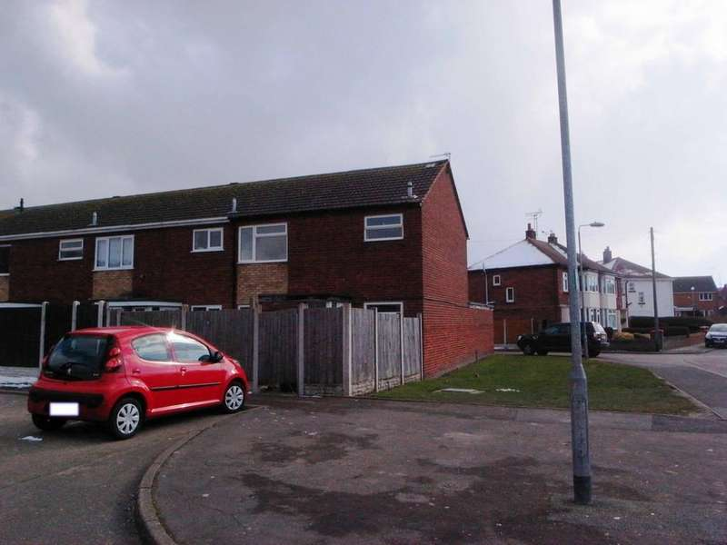 3 Bedrooms End Of Terrace House for rent in Aled Avenue, Rhyl
