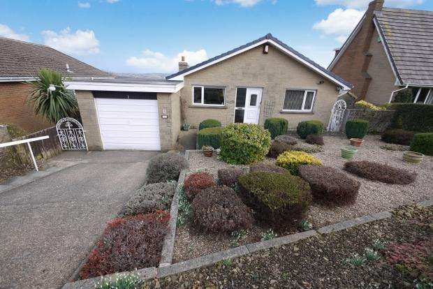 2 Bedrooms Detached Bungalow for sale in Prestwich Drive Fixby Huddersfield