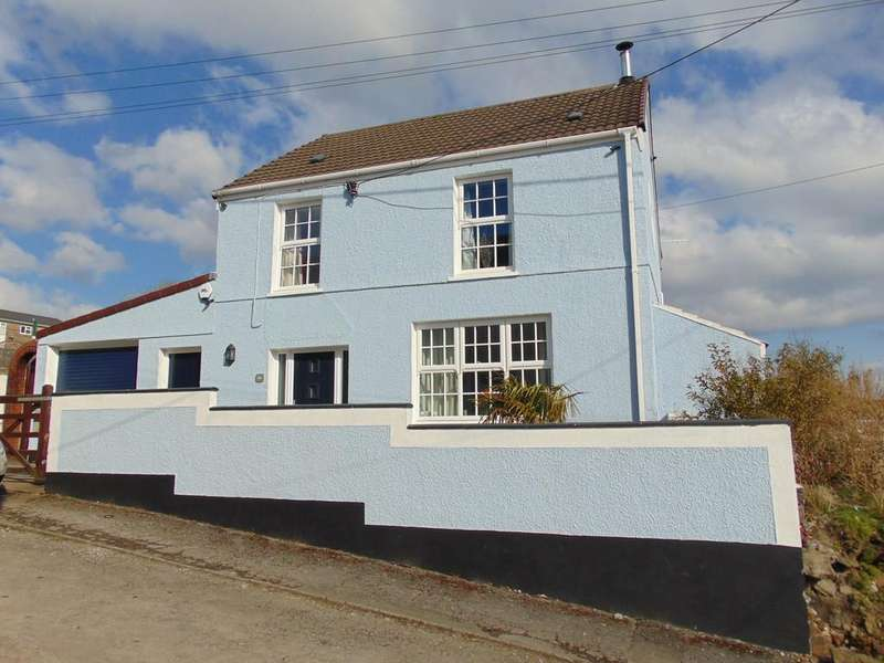 3 Bedrooms Detached House for sale in Pleasant View, Llanelli