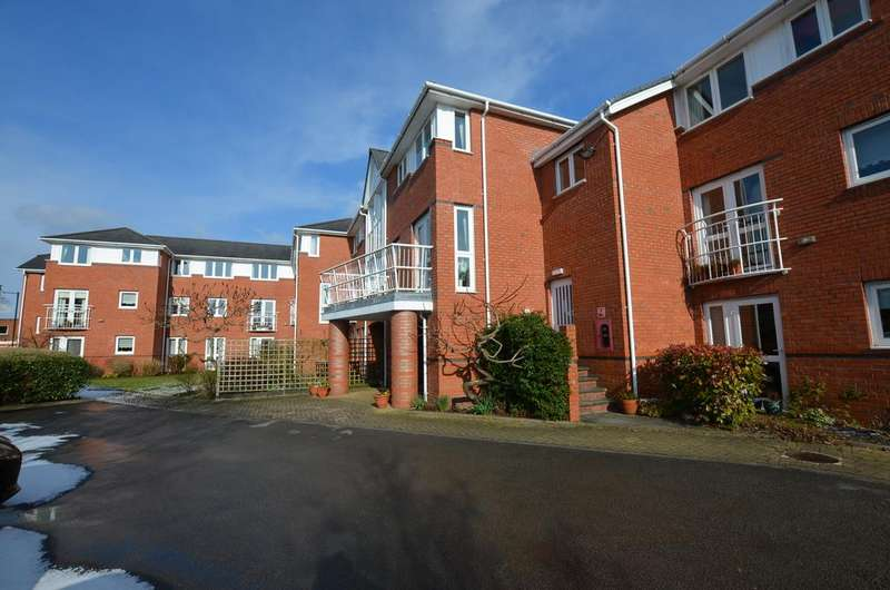 1 Bedroom Retirement Property for sale in Howard Court, Bedford Drive, Timperley WA15
