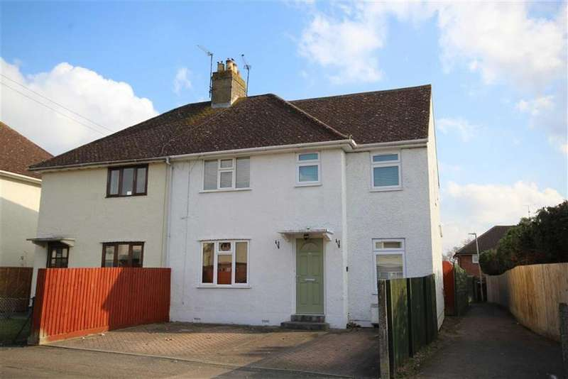 4 Bedrooms Semi Detached House for sale in Margaret Road, Town Centre, Tewkesbury, Gloucestershire