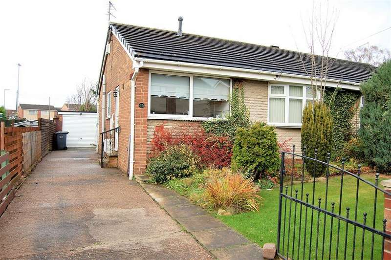 2 Bedrooms Bungalow for sale in Cumberland Way, Bolton-upon-Dearne, Rotherham, S63 8NB