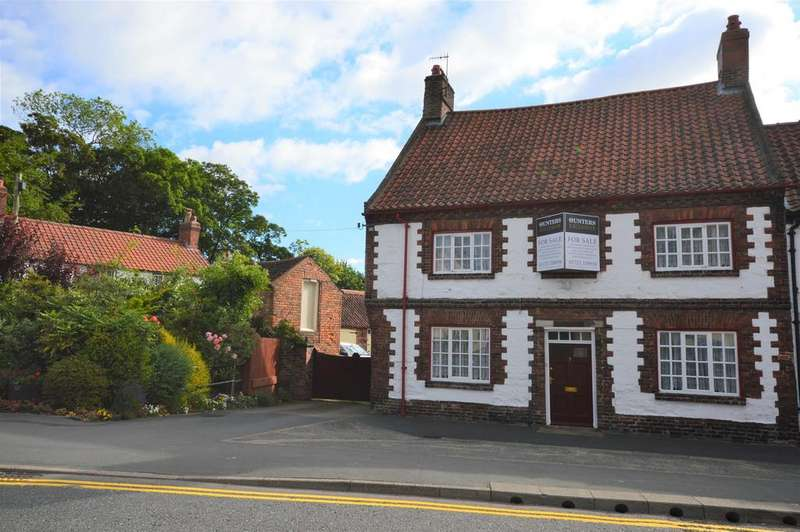 4 Bedrooms End Of Terrace House for sale in Bridlington Street, Hunmanby, Filey, YO14 0JR