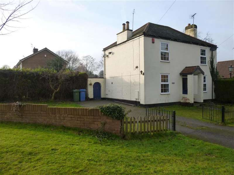 3 Bedrooms Detached House for sale in Low Street, Beckingham, Doncaster, DN10 4PW